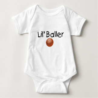 Lil' Baller Baby Bodysuit