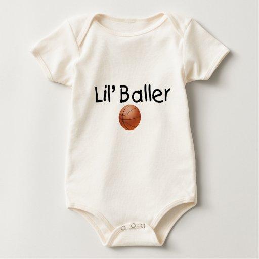Lil' Baller Romper