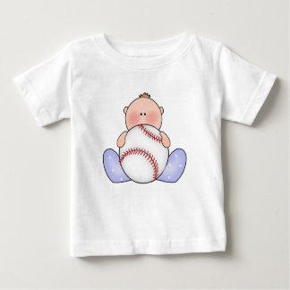 Lil Baseball Baby Boy Baby T-Shirt