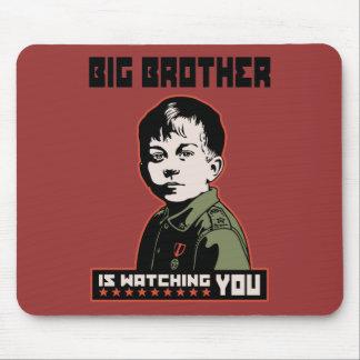 Li'l Big Brother Mouse Pad