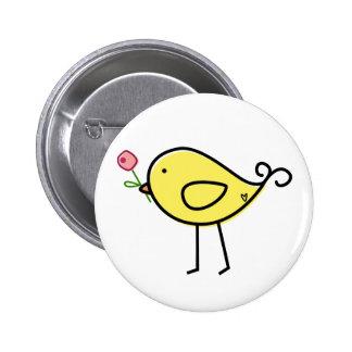 Lil' Birdie Button