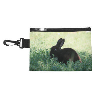 Lil Black Bunny Accessory Bag