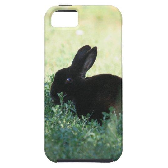 Lil Black Bunny iPhone 5 Vibe Case