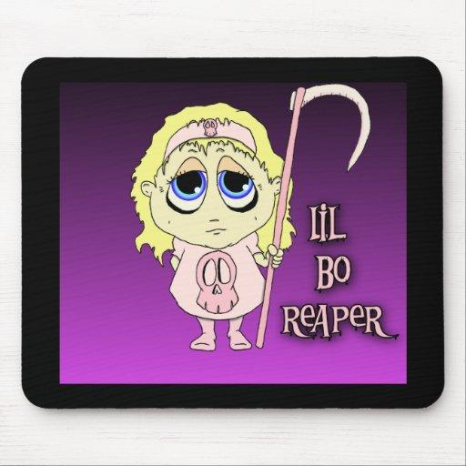 Lil Bo Reaper Mouse Pad
