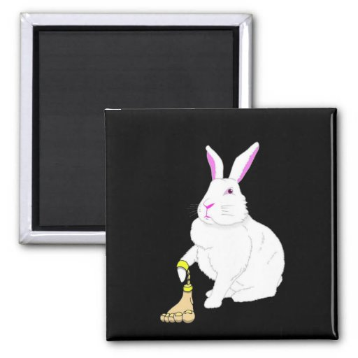 Lil Britches 2 Inch Square Magnet