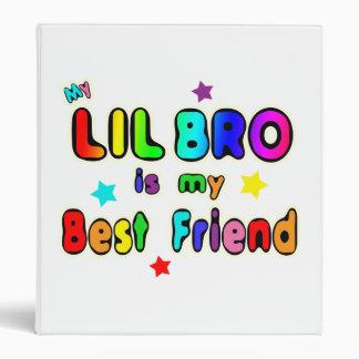 Lil Bro Best Friend Binder