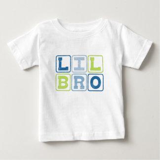 LIL BRO OUTLINE BLOCKS T-SHIRT