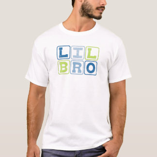 LIL BRO OUTLINE BLOCKS T-Shirt