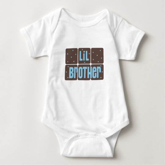 Lil Brother Baby Bodysuit