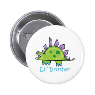 Lil Brother Button