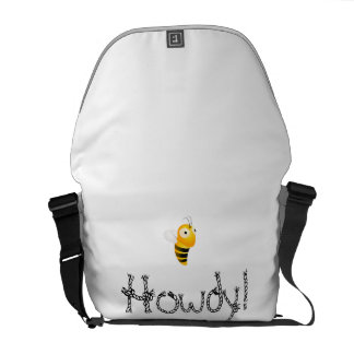 Lil' Bumble Bee Courier Bag