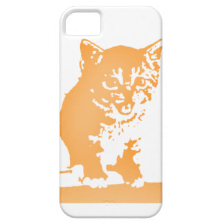 Lil Cat iPhone 5 Covers