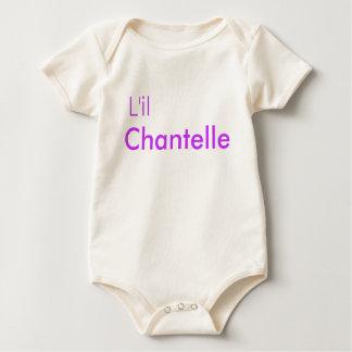 L'il Chantelle Body Para Bebé