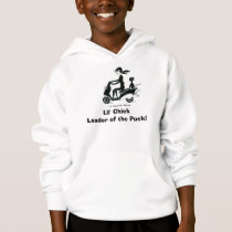 Lil' Chick Leader of the Pack! Hoodie