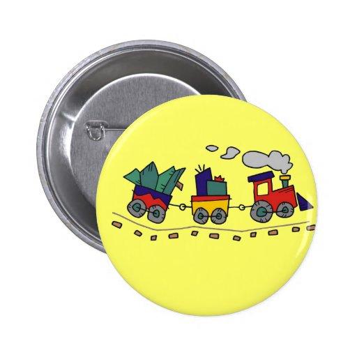 Lil Choo Choo Train Button
