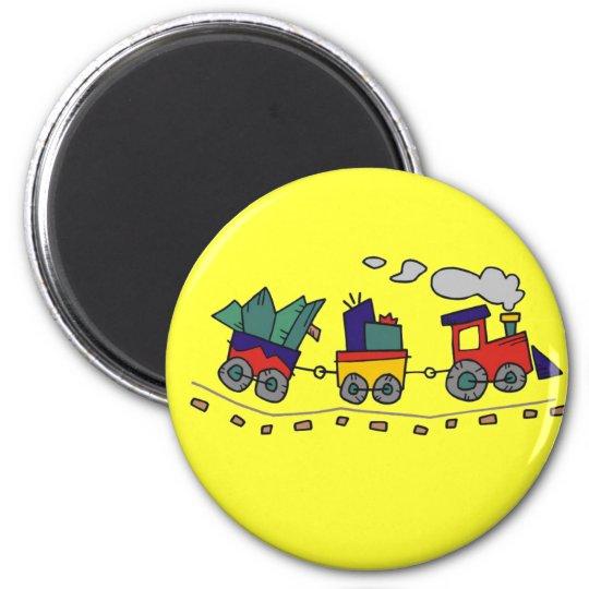 Lil Choo Choo Train Magnet