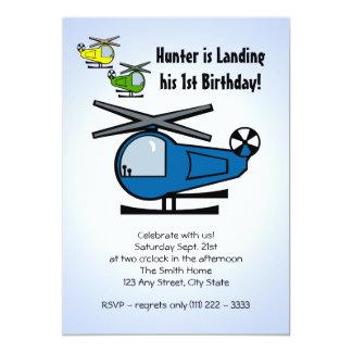 Lil' Chopper Card