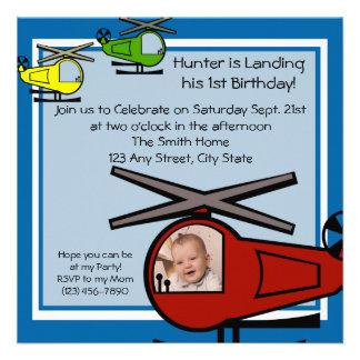 Lil Chopper Announcements