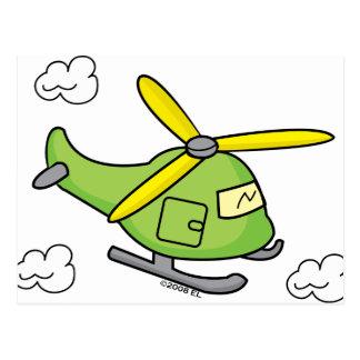 Lil Chopper Postcard