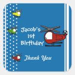 Lil Chopper Stickers