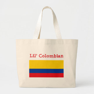 Lil' Colombian Tote Bag