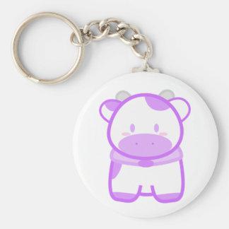 Lil' Cow Keychain