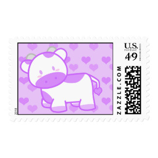 Lil' Cow - Standing Postage