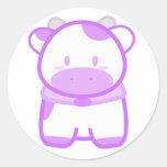 Lil' Cow Sticker