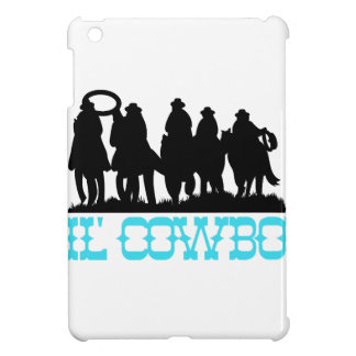 Lil Cowboy Case For The iPad Mini
