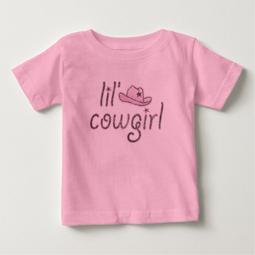 Lil Cowgirl Infant T-Shirt