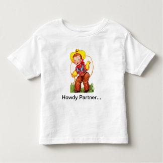 Lil Cowpoke Toddler Shirt