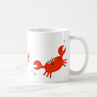 Li'l Crab Mug
