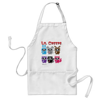 Lil Creeps Collection Adult Apron