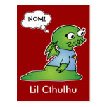 Lil Cthulhu Postal