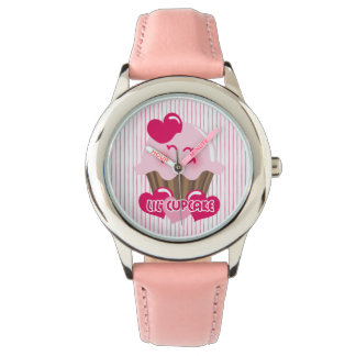 Lil' Cupcake Wrist Watches