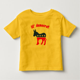 Lil' Democrat Toddler T-shirt
