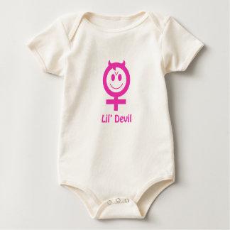 Lil Devil Baby Bodysuit