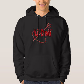 Lil Devil - Basic Hooded Sweatshirt