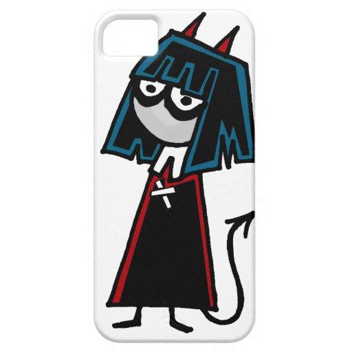 lil devil iPhone 5/5S cases