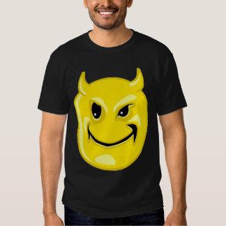 Lil devil face shirt. shirt