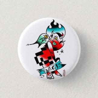 lil devil pinback button