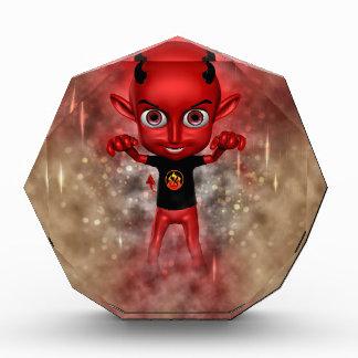 Lil Devil Scarer Award