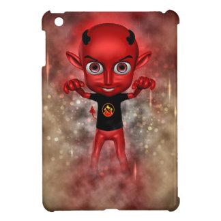 Lil Devil Scarer iPad Mini Cover