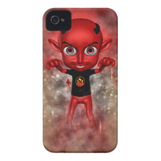 Lil Devil Scarer iPhone 4 Case