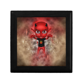 Lil Devil Scarer Jewelry Box