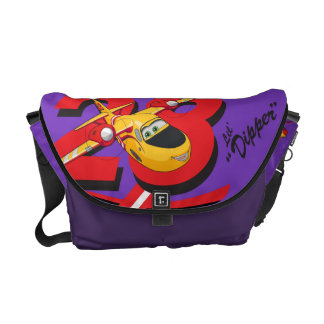 Lil' Dipper Character Art Courier Bag