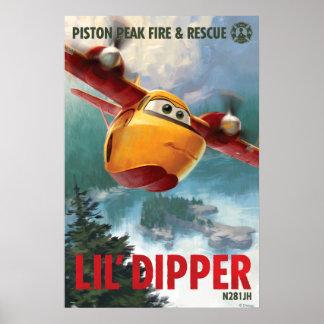 Lil' Dipper N281JH Poster