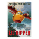 Lil' Dipper N281JH Print