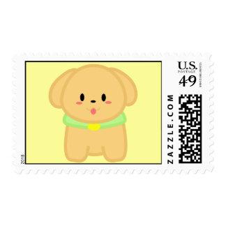 Lil' Doggy - Butterschotch Postage