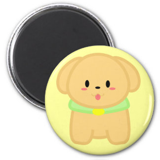 Lil' Doggy - Butterscotch Magnet